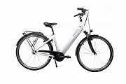 Новый Электо Городской велосипед Saxonette Selection Silver доставка из г.Kiev