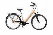 Новый Электо Городской велосипед Saxonette Selection Gold доставка из г.Kiev