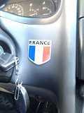 Наклейки на авто Флаг алюминиевые на авто или мото доставка из г.Boryspil'
