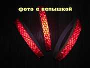Светоотражающая Красная полоска длина 8 метра доставка из г.Борисполь