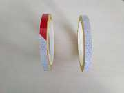 Светоотражающая полоска длина 7.90 м. Белая, Белая с красным доставка из г.Boryspil'