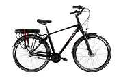 Новый Электо Городской велосипед E-Bike Devron 28123A-530 доставка из г.Kiev