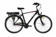 Новый Электо Городской велосипед E-Bike Devron 28121-530 доставка из г.Kiev