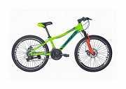 Новый Подростковый велосипед Crossride Storm 0235-LIGHT-GREEN доставка из г.Kiev