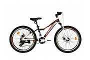 Новый Подростковый велосипед Ardis Manik 0233-BLACK-WHITE-RED доставка из г.Kiev