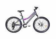 Новый Подростковый велосипед Ardis Alpina 0234-GRAY-RASPBERRY доставка из г.Kiev