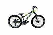 Новый Подростковый велосипед Ardis Hiland 04845-BLACK-GREEN доставка из г.Kiev