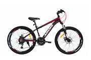 Новый Подростковый велосипед Ardis Colt 0495-BLACK-RED доставка из г.Kiev