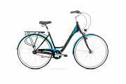 Городской велосипед Romet Art Deco 7 доставка из г.Kiev