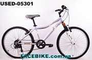 БУ Подростковый велосипед B'Twin 24 Bike - 05301 доставка из г.Киев