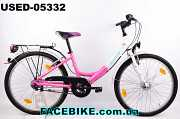 БУ Подростковый велосипед Kenhill Scandy Flower - 05332 доставка из г.Kiev
