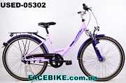 БУ Подростковый велосипед Pegasus Arcona - 05302 доставка из г.Киев