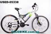 БУ Подростковый велосипед Cyco 24 - 05338 доставка из г.Kiev