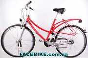 БУ Городской Ексклюзивный велосипед Планетарка 12 скоростей - Recker Traxx - 05645 доставка из г.Kiev