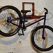 Велополка\крепление для велосипеда Flyrack доставка из г.Zhovti Vody