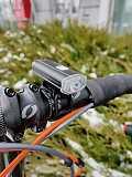 Компактна велосипедна фара Nano Kiev
