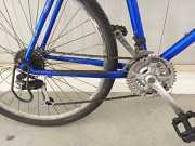 """Велосипед GIANT бу из Голландии колеса 26"""" рама хром-молибден размер 60 см 18 скоростей Odessa"""
