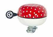 Дзвоник KLS Bell 80 red white peas доставка из г.L'viv