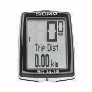 Велокомп'ютер Sigma Sport BC 14.16 Black доставка из г.L'viv
