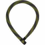 Велозамок ABUS 7210/110 IvyTex Racing Yellow доставка из г.L'viv