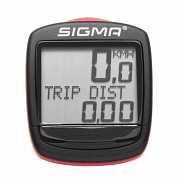 Велокомп'ютер Sigma Sport Base 1200 Чорний доставка из г.L'viv
