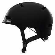 Шолом велосипедний ABUS SCRAPER 3.0 L 57-62 Velvet Black доставка из г.L'viv