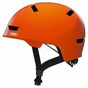 Шолом велосипедний ABUS SCRAPER 3.0 M 54-58 Signal Orange доставка из г.L'viv