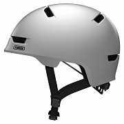 Шолом велосипедний ABUS SCRAPER 3.0 M 54-58 Polar Matt доставка из г.L'viv