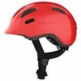 Велосипедний дитячий шолом ABUS SMILEY 2.0 S 45-50 Sparkling Red доставка из г.L'viv