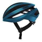 Шолом велосипедний ABUS AVENTOR M 54-57 Steel Blue доставка из г.L'viv