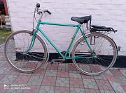 Немецкий бу велосипед Khristinovka