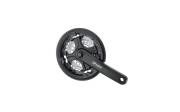 Шатун Prowheel AL 22/32/42Tx175мм, TC-CQ18 доставка из г.Kiev