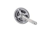 Шатун Prowheel AL 24/34/42Tx170мм, сріблястий, ТА-СМ68 доставка из г.Kiev