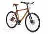 Велосипед трекинговый с бамбуковой рамой my Afram Speedhub