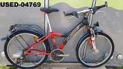 БУ Подростковый велосипед D4-Rock из Германии доставка из г.Kiev