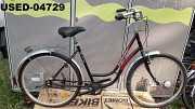 БУ Городской велосипед Excelsior из Германии доставка из г.Kiev