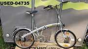 БУ Складной городской велосипед Torpedo из Германии доставка из г.Kiev