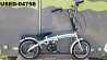 БУ Складной городской велосипед 2fast4u из Германии