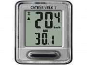 Велокомпьютер CatEye VELO 7 CC-VL520 3524056 доставка из г.Kiev