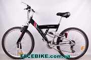 БУ Горный велосипед Framework Black Stone доставка из г.Kiev