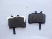 Колодки тормозные велосипедные (дисковые) Avid Hydraulic THREE SL Juic Drohobych