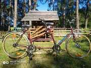Велосипед тандем Kiev