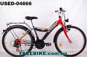 БУ Подростковый велосипед Bauer Cross Tec доставка из г.Kiev