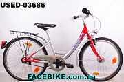 БУ Подростковый велосипед Framework made in Germany доставка из г.Kiev