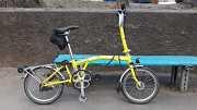 Складний велосипед Brompton M3R Хмельницкий