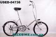 БУ Складной городской велосипед Humi Original доставка из г.Kiev