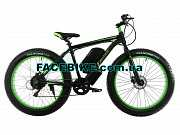 Электровелосипед E-motion Fatbike GT