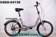 БУ Складной городской велосипед Vortex Cityline in Style доставка из г.Kiev