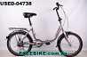 БУ Складной городской велосипед Vortex Cityline in Style