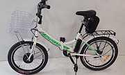 Электровелосипед складной Smart 20 доставка из г.Odessa